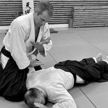 Aikido Haltetechnik