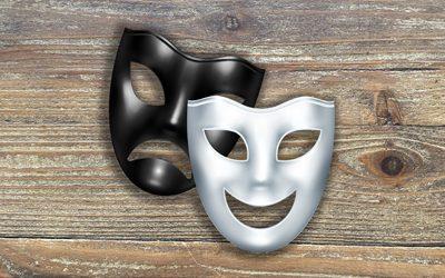 Theaterabteilung_Masken